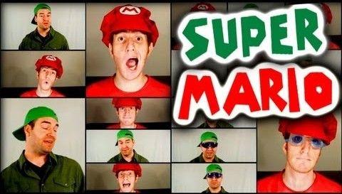Super Mario Bros Medley