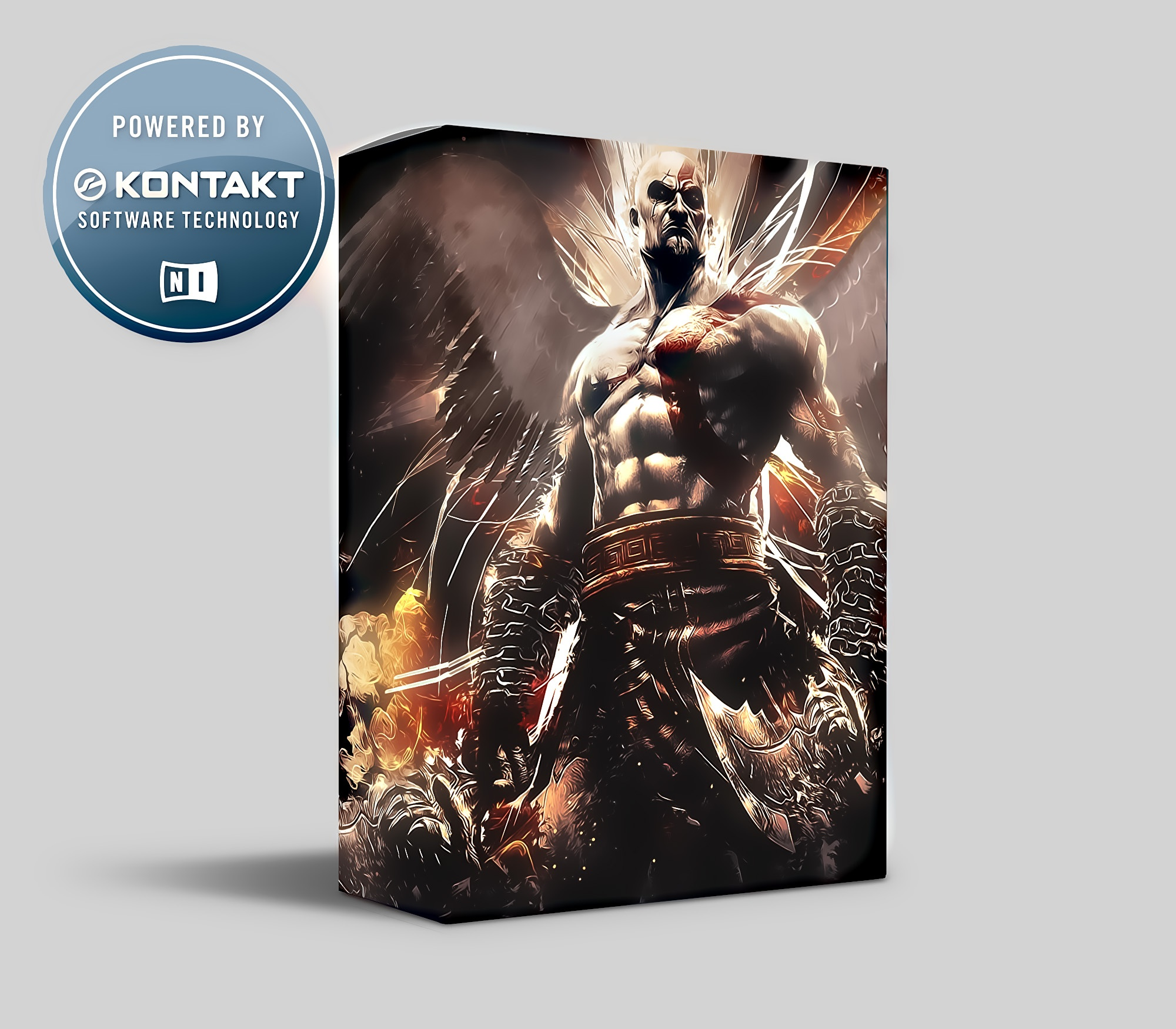 GOD OF WAR KONTAKT